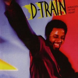 James (D-Train) Williams - 1986 - Miracle of heart