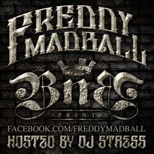 "Freddy Madball ""The Black n Blueprint"" Mixtape - Hosted by STRESS™"