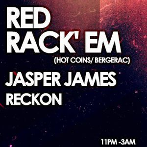 Reckon - Red Rack'Em Warm Up Set From 13/07/2012 Live @ The Stairway, Glasgow
