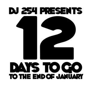 DJ 254 PRESENTS - 12 DAYS TO GO