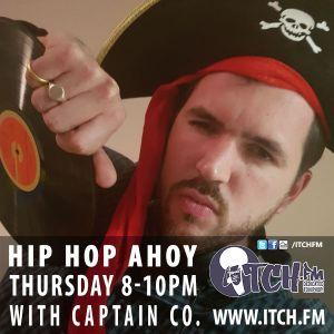 DJ Captain Co. - HipHop Ahoy 11
