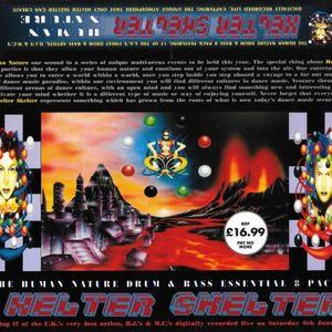 DJ SS w/ MC Warren G - Helter Skelter 'Human Nature' - Sanctuary - 06.06.98