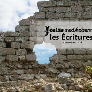 Josias redécouvre les Écritures