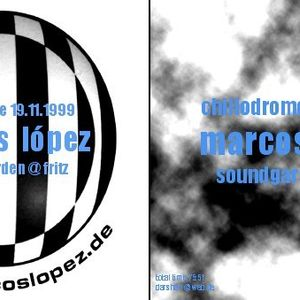 Radioshow - Marcos López - Fritz (orb) - Soundgarden - 19. November 1999