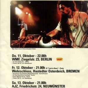 Zion Train live in Flensburg, Volksbad 2004