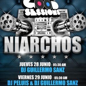 Guillermo Sanz promo Junio/Julio 2012 sesión Snares & Cymbals