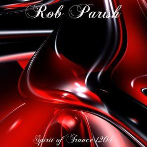Rob Parish - Spirit of Trance - 1204