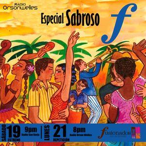 Fusionados Perú (Especial Sabroso 19-12-15)
