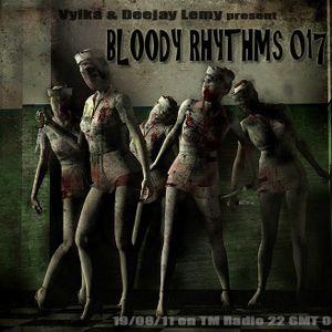 Vylka - Bloody Rhythms 017 19-08-11