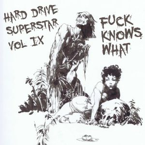 Hard Drive Superstar Vol IX - Fuck Knows What