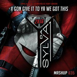 Dmx Vs Mike Hawkins x Toby Green - X Gon Give It To Ya We Got This (Da Sylva Mashup)