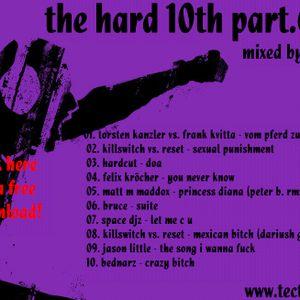the hard 10th vol.6 by sub.ego