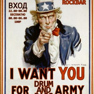 Drum'n'Bass set for DnB Defence party 23.02.2013