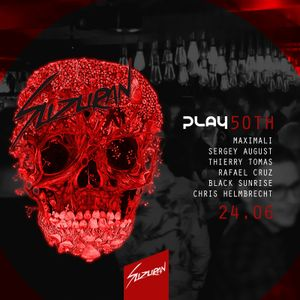 PLAY#50 @ Suzuran - Live DJset (Berlin > Ibiza > Moscow)