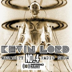 NO.4 KEVIN LORD MEGACITY ONE