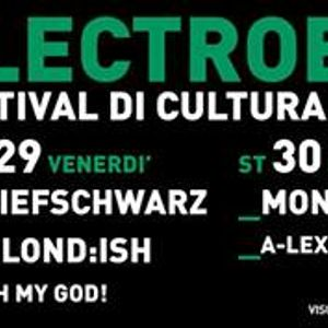 Waiting Electroblog Festival 8, Enjoy The Sound Night