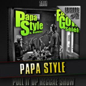 Pull It Up Show - Episode 12 (Saison 3)