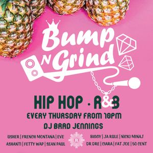 Bump & Grind Promo Mix   Revolution Brighton