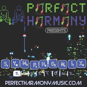 PERFECT HARMONY LIVE - SYMPHONIX SESSIONS (SE) PHS036 IBIZA 2012 MAINROOM EXPERIENCE (Warm Up) 1of2