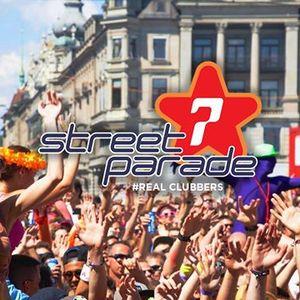 Decksession August 2017 (Street Parade Zurich Special)