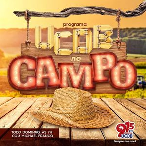 UCDB NO CAMPO - 08-03-2020