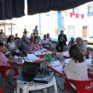 Debate em Alvalade_ Miróbriga/O Leme_ Autárquicas 2017