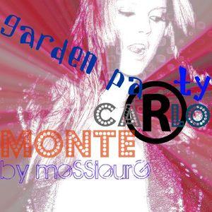 Garden party Monte Carlo