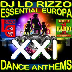 Essential Europa Dance Anthems, Volume XXI