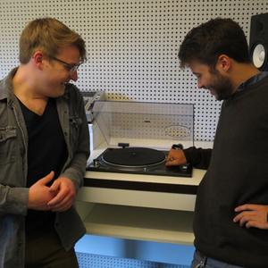 Musik Spezial: Schallplatten
