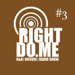 DOMERIGHT RADIO#3