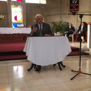 Semblanza del Rev. Alvaro Vicioso Santil por el Rev. Hernan Gonzalez Roca