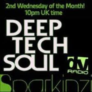 Deep Tech Soul Radio Show on Deep Vibes Radio UK