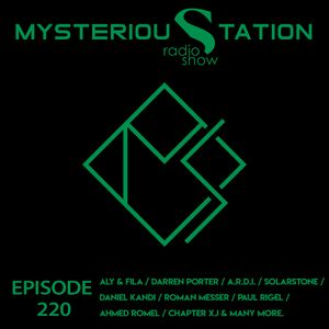 Mysterious Station 220 (06.10.2018) (4 Years Anniversary Mix)