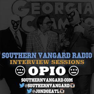 Southern Vangard Radio Interview Sessions - Opio