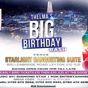 M2K Entertainment Team @ Thelma's 60th Birthday Party 22/09/2018