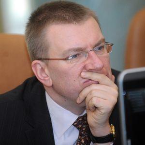 Ārlietu ministrs Edgars Rinkēvičs par notikumiem Sīrijā, gaidāmo Amerikā un Eiropā