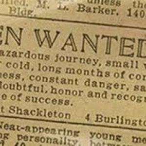 A Job Wanted Ad Saves 28 Lives