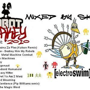 Robot Turkey Mix (Thanksgiving 2010)