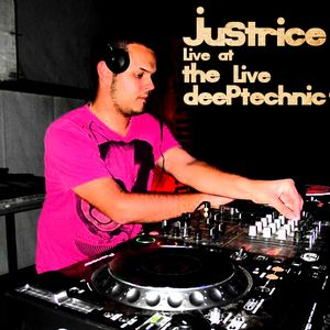 Justrice live @ The Live DeepTechnic-2011-09-30
