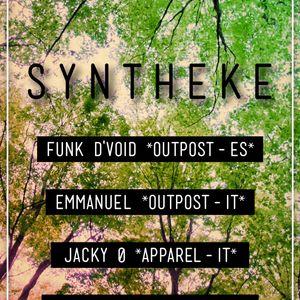 SYNTHEKE at the park_mixed by Lorenzo Calgari