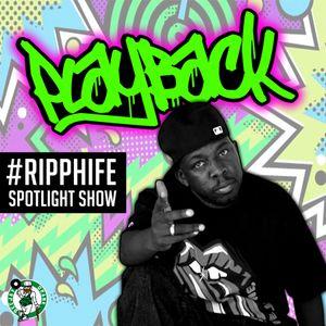 DJ Crank Presents: Playback #RIPPhife