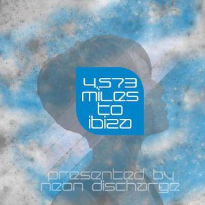 4,573 Miles To Ibiza (2012 Year Mix)