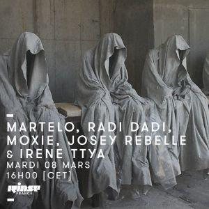 Martelo, Radi Dadi, Moxie, Josey Rebelle, Irene TTYA - 8 Mars 2016