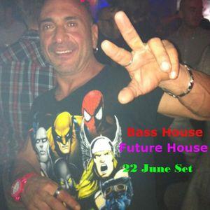Tony Palas - Bass House & Future House 22 June Set