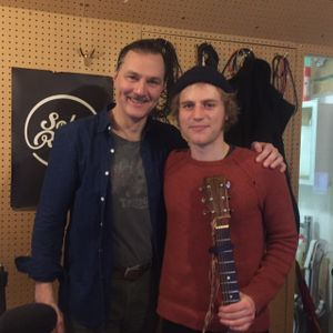 David Morrissey with Johnny Flynn (8/02/2016)