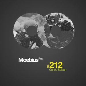 Carlos Beltran - MoebiusFM 212 [MoebiusMusic]