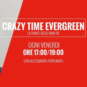 CRAZY TIME EVERGREEN DEL 09 GIUGNO 2017