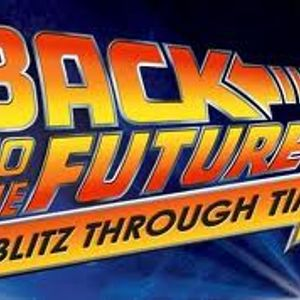 The Back to the Future show 14/10/2013
