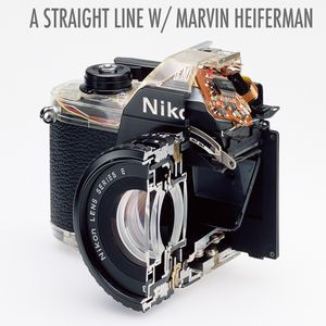 A Straight Line with Marvin Heiferman 2016_05_21