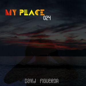 My Place Podcast 024: David Figueroa